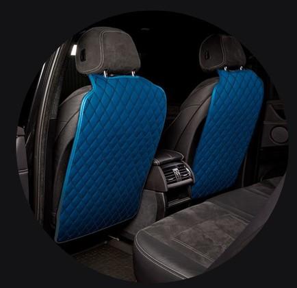 MyMats Синяя Защита спинки сиденья