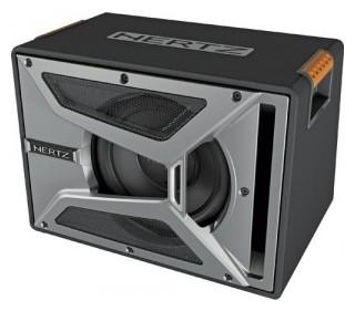 Hertz EBX 300.5, пассивный сабвуфер в корпусе