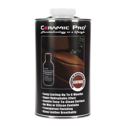 Ceramic Pro Leather 1 литр, для защиты кожаных поверхностей